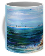 Barrier Islands Coffee Mug