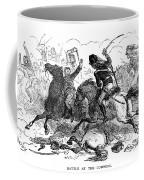 Battle Of Cowpens, 1781 Coffee Mug