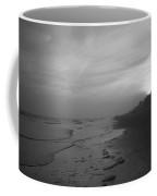 Beach And Sunset Coffee Mug