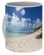 Beach At Coco Cay Coffee Mug