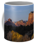 Bell Rock And Courthouse Butte Coffee Mug