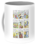 Better Than Chekhov Coffee Mug