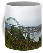 Big River Bridge Oregon Coast Coffee Mug