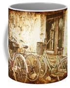 Bikes And A Window Coffee Mug