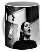 Billie Holiday (1915-1959) Coffee Mug