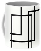 Black And White Art - 144 Coffee Mug