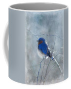 Blue Bird  Coffee Mug
