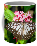 Blue Tiger Butterfly Coffee Mug