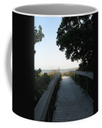 Boardwalk To The Beach Coffee Mug