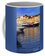 Boats At St.tropez Coffee Mug by Elena Elisseeva