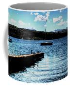 Boats In Wales Coffee Mug