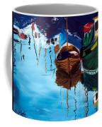 2 Boats Coffee Mug