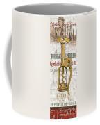Bordeaux Blanc 2 Coffee Mug by Debbie DeWitt