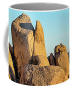Boulders In A Desert, Joshua Tree Coffee Mug
