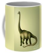 Brachiosaurus Coffee Mug