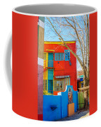 Bright Colors In Buenos Aires Coffee Mug
