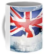 British Flag 3 Coffee Mug