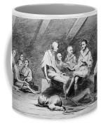 British Prison Ship, 1770s Coffee Mug