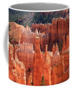 Bryce Canyon Red Rock Coffee Mug
