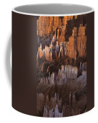 Bryce Canyon National Park Hoodo Monoliths Sunrise Southern Utah Coffee Mug