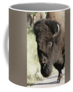 Buffalo Painterly Coffee Mug