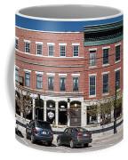 Buildings Along A Street, Thomaston Coffee Mug