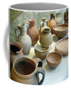 Byzantine Pottery Coffee Mug