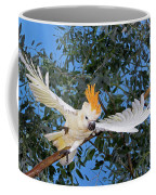 Cacatoes A Huppe Orange Cacatua Coffee Mug