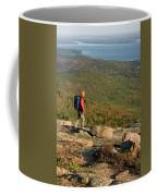Cadillac Mountain, Acadia National Park Coffee Mug
