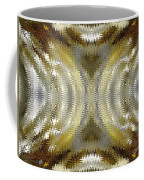 Cafe Au Lait Kaleidoscope Coffee Mug