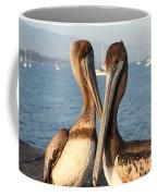 California Pelicans Coffee Mug