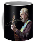 Canadian Folk Rocker Bruce Cockburn Coffee Mug