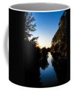 Canal Sunset Coffee Mug