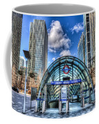 Canary Wharf Station Coffee Mug