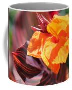 Canna Lily Named Durban Coffee Mug