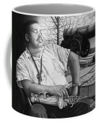 Jazz Cannonball Adderly Coffee Mug