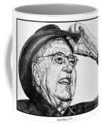 Carroll Shelby In 2006 Coffee Mug