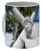Carrying The Cross Coffee Mug
