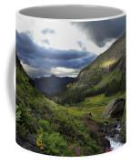Cascade In Lower Ice Lake Basin Coffee Mug