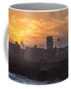 Castle Of Saint Sebastian Cadiz Spain Coffee Mug