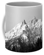 Cathedral Group Grand Teton National Coffee Mug