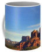 Cathedral Rocks In Sedona Coffee Mug