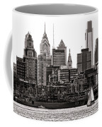 Center City Philadelphia Coffee Mug