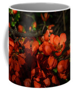 Chaenomeles Coffee Mug