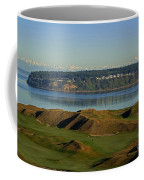Chambers Bay Golf Course - University Place - Washington Coffee Mug