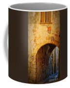 Chania Alley Coffee Mug