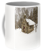 Chapel In The Woods Stowe Vermont Coffee Mug