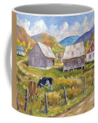 Charlevoix North Coffee Mug