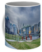 Charlotte Ballpark Coffee Mug
