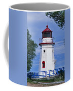 Cheboygan Crib Light Coffee Mug